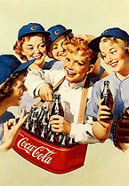 Advertising in ACCP - Coca Cola