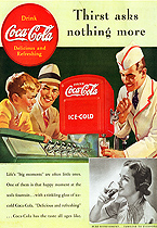 Advertising in ACCP - Coke