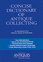 Concise Dictionary of Antique Collecting